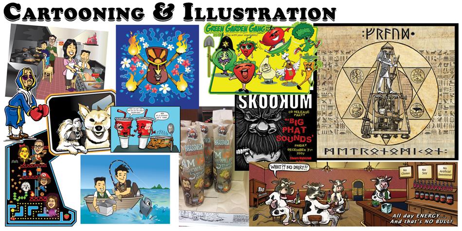 SIteSamples-Cartooning
