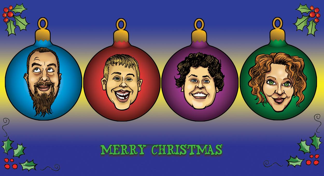 Christmas Template
